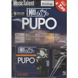 CD i miti anni 60-70 - Pupo: The Best