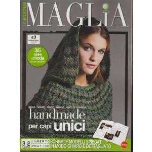 La Nuova Maglia - bimestrale n. 3 Dicembre 2017 Handmade per capi unici