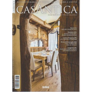 Casantica - Bimestrale n. 81 gennaio 2018