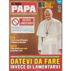 Il mio Papa -Settimanale n.30 - 19 Luglio 2017-la vera storia di Maria Maddalena