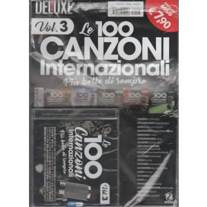 CD - Le 100 Canzoni Internazionali più belle di sempre  vol.3