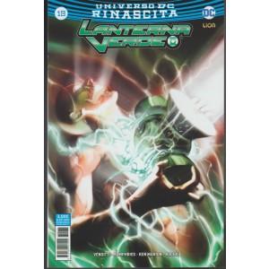 LANTERNA VERDE 19 (97) - Universo DC Rinascita - DC Lion