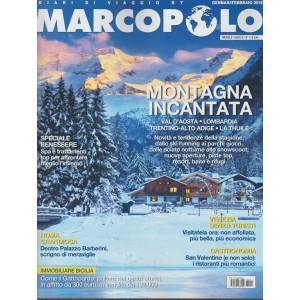 Marco Polo - mensile n. 1 Gennaio 2018 Diari di viaggio