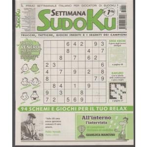 Settimana Sudoku n. 623 - 21 Luglio 2017