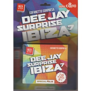 Doppio CD - Ibiza Play - Deejay Surprise Ibiza 7 - cofanetto sorpresa