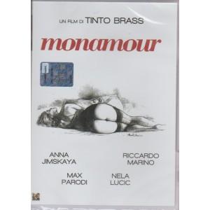 DVD - Monamour un film di Tinto Brass