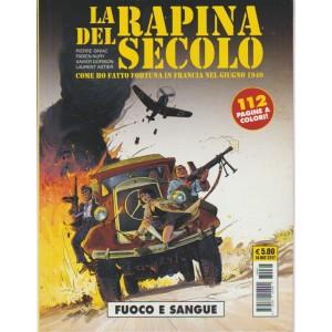 """Cosmo Serie Gialla - La Rapina del Secolo """"Fuoco e sangue"""""""