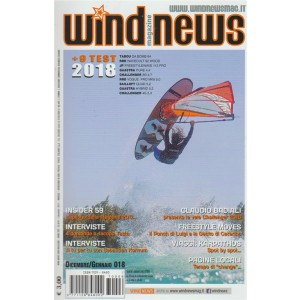 Wind News Magazine - Mensile n. 9/10 Dicembre 2017
