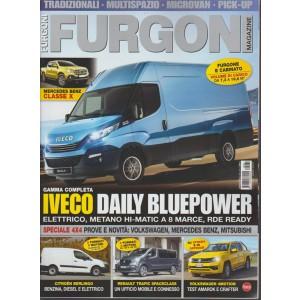 Furgoni Magazine - bimestrale n. 34 Dicembre 2017 Mercedes Benz Classe X