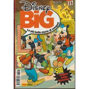 Disney Big - mensile n. 117 Dicembre 2017 - 500 pagine tutto fumetto!