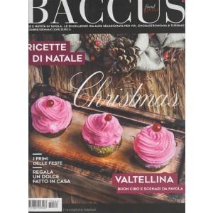 Baccus - Bimetrale n. 64 Dicembre 2017 Ricette di Natale
