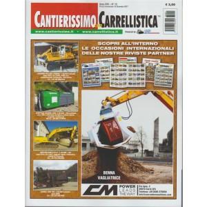 Cantierissimo con Carrellistica - mensile n. 13 Dicembre 2017