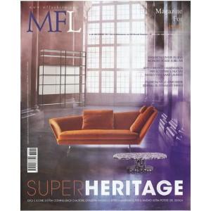 Magazine For Living - bimestrale n. 40 Dicembe 2017