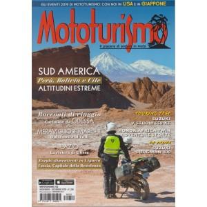 Mototurismo - n. 252 - novembre - dicembre 2018 - bimestrale