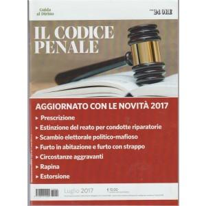 Il codice penale - Guida al diritto by il Sole 24 Ore - Luglio 2017