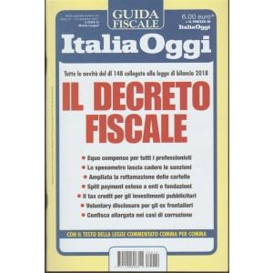 Guida fiscale Italia Oggi - Il Decreto Fiscale - Dicembre 2017