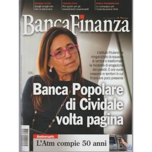 Il Giornale Banca Finanza  - mensile n. 67 Giugno 2017 - Michela Del Piero