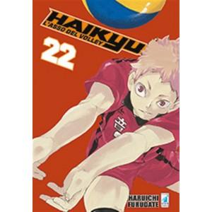Manga: HAIKYU!! #22 - Star comics collana Target #75
