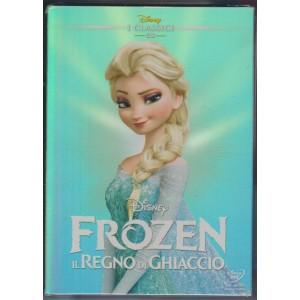 52° DVD Disney i classici - Frozen: Il Regno di ghiaccio