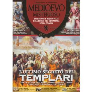 Medioevo Misterioso - bimestrale n.14 Gennaio 2018 l'ultimo segreto dei Templari