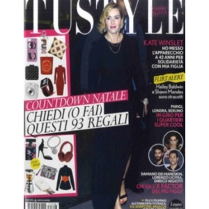 Tu Style - settimanale n. 48 - 24 Agosto 2016