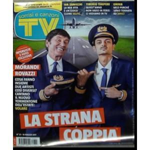 Sorrisi e Canzoni TV - settimanale n. 41 del 16 maggio 2017