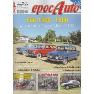 Epocauto - mensile n. 1 Gennaio 2018 - Fiat 1300 - 1500