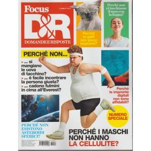 Focus D&R Domande e Risposte - Semestrale n. 55 Gennaio 2018 Perché non...