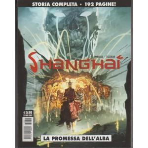 Cosmo Serie Nera - SHANGAHAI: la promessa dell'alba - Storia completa