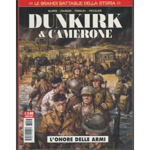 Cosmo Serie Rossa - Le Grandi Battaglie della Storia n.3 Dunkirk & Camerone