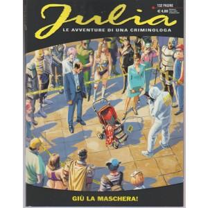 "Julia Kendall - mensile n. 232 Gennaio 2018 ""Giù la Maschera"" - Bonelli Editore"