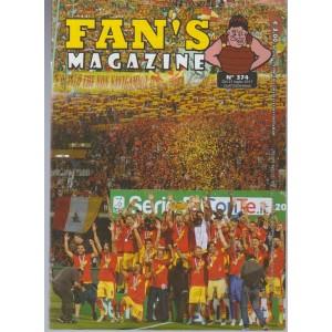 Fan's Magazine - Quattordicinale n. 374 - 21 Luglio 2017