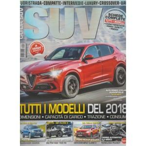 Guida Suv - bimestrale n. 28 Gennaio 2018 - tutti i modelli del 2018