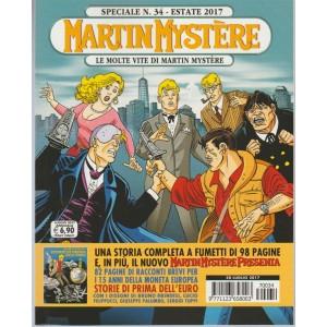 PECIALE MARTIN MYSTÈRE -annuale n.34 Luglio 2017 LE MOLTE VITE DI MARTIN MYSTÈRE