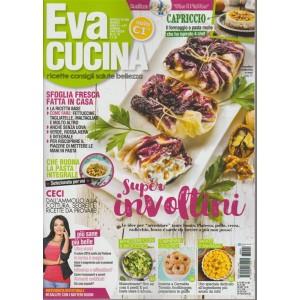 Eva Cucina - mensile n. 1 Gennaio 2018 Super involtini
