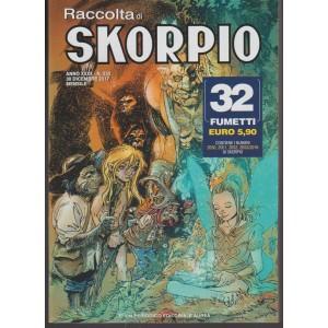 Raccolta di Skorpio - mensile n. 535 Dicembre 2017