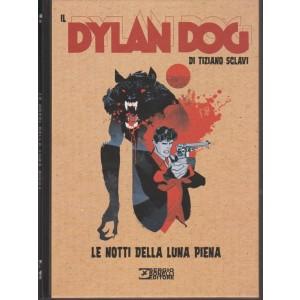 il Dylan Dog di Tiziano Sclavi-mens.n.9 Gennaio2018 Le Notti della Luna piena
