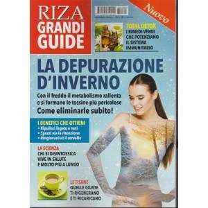 RIZA Grandi Guide - Speciale Gennaio 2018 - La depurazione d'inverno
