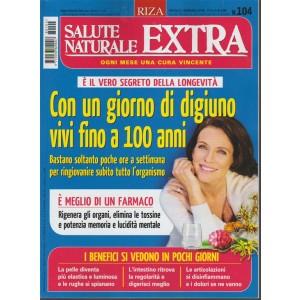 RIZA Salute Naturale Extra - mensile n. 104 Gennaio 2018