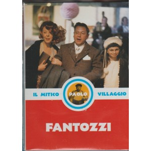 """1° DVD """"il mitico Paolo Villaggio"""" FANTOZZI"""