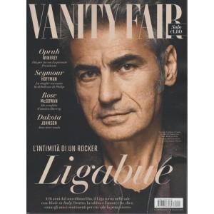 Vanity Fair - Settimanale n.3 - 24 Gennaio 2018 Ligabue: l'intimità di un rocker