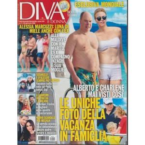 Diva e Donna - settimanale n. 3 - 23 Gennaio 2018