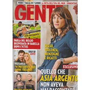 Gente - n. 41 - 13/10/2018 - settimanale
