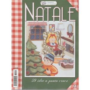 I quaderni di Ricamare - Natale - n. 8 - ottobre 2018 - quadrimestrale