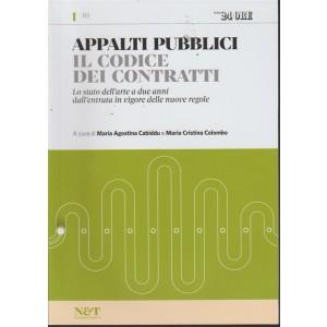Le Societa' Immobiliari - Appalti pubblici - Il codice dei contratti - n. 1/2018 - settimanale