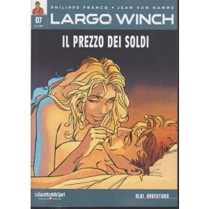 Albi Avventura - Largo Winch n. 7 - Il prezzo dei soldi - settimanale -