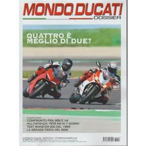 Mondo Ducati  - n. 98 - bimestrale - ottobre - novembre 2018 -