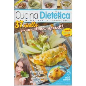 Cucina Dietetica - n. 56 - bimestrale - ottobre - novembre 2018 -