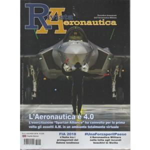 Rivista Aeronautica -  - n. 4 - luglio - agosto 2018 - bimestrale