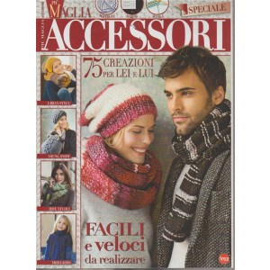 Più maglia e accessori extra - n. 1 - bimestrale - ottobre - novembre 2018